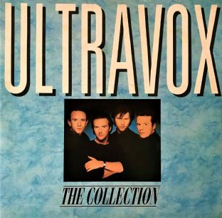 Ultravox - The Collection (LP) (VG+/VG)